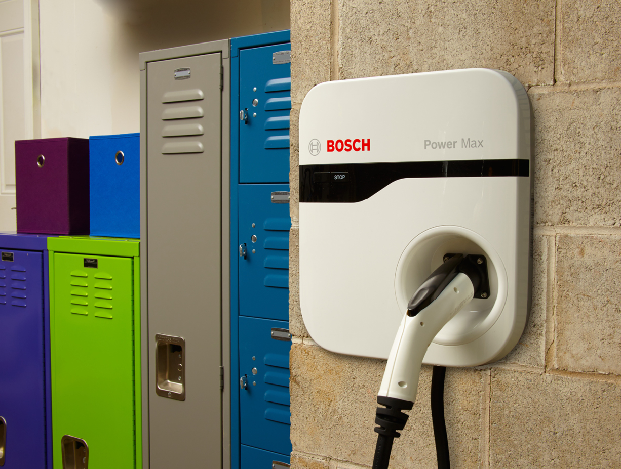 Chargers - Future Trends - Viessmann X The Beam X CleanTechnica