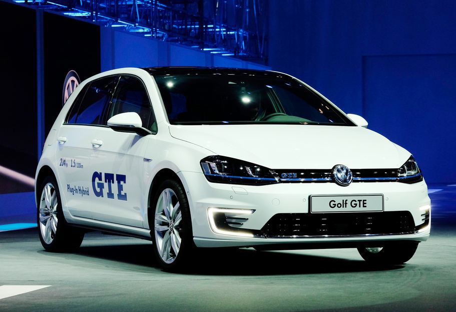 volkswagen golf gte - future trends - viessmann x the beam x