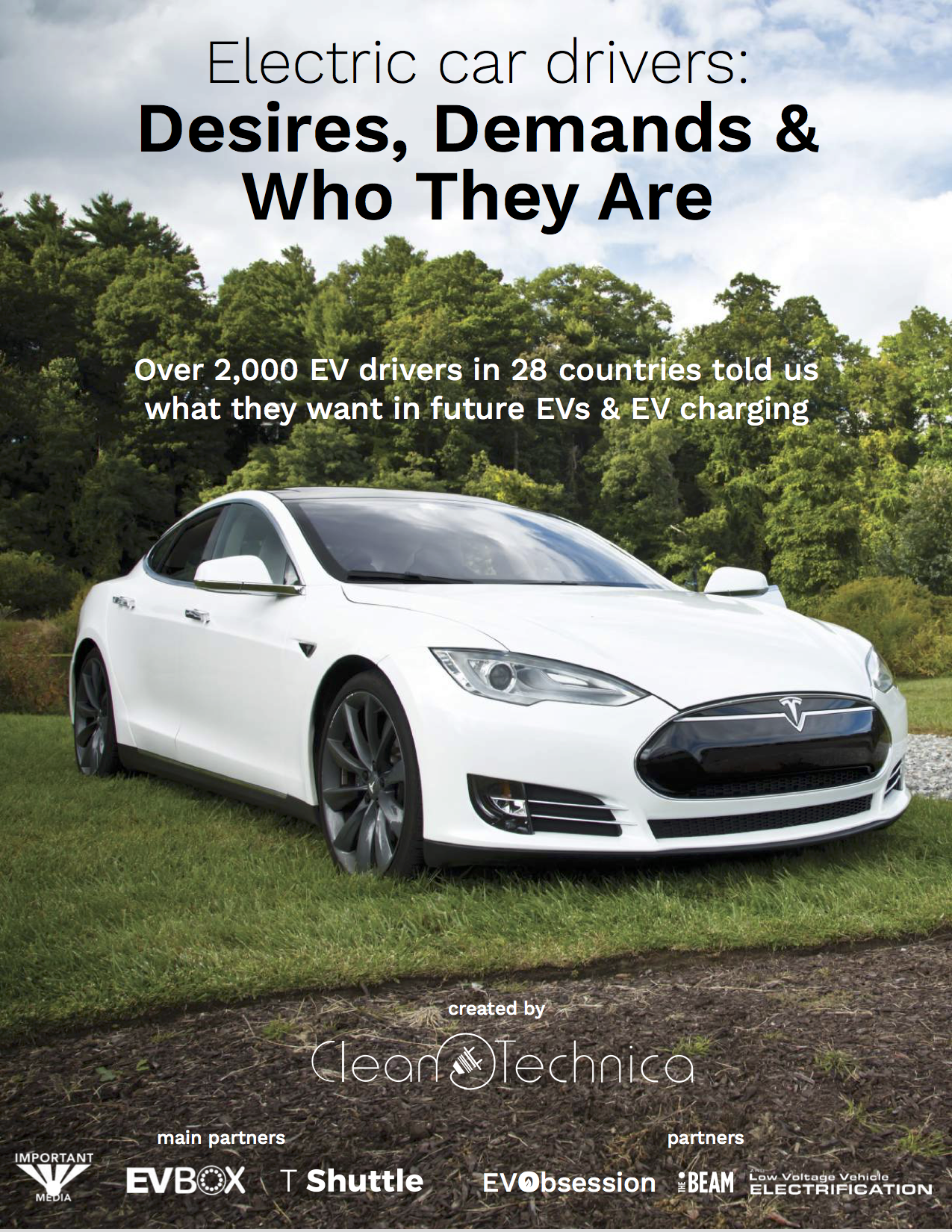 Electric Car Drivers Desires Demands Who They Are 2017