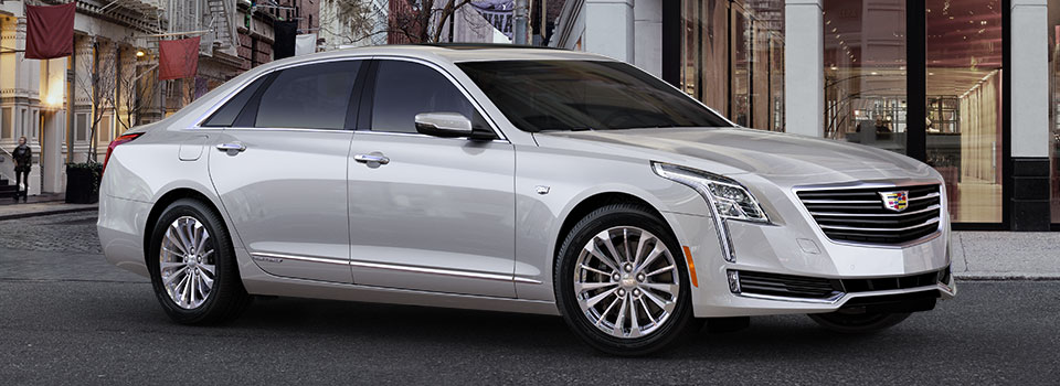Cadillac Ct6 Plug In